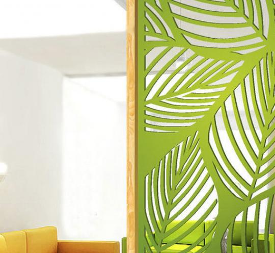Декоративные перегородки для квартиры