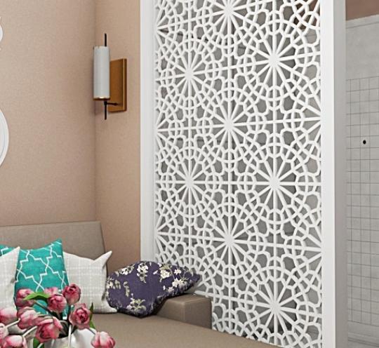 Декоративная перегородка для комнаты