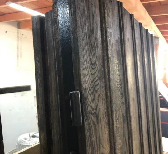 Двери дуб в масле