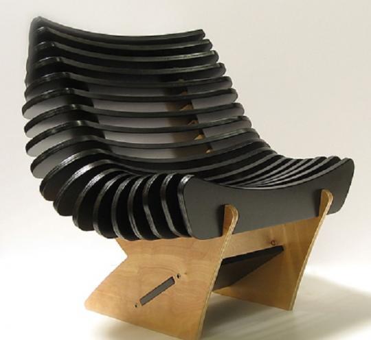 Стул – кресло для современного интерьера