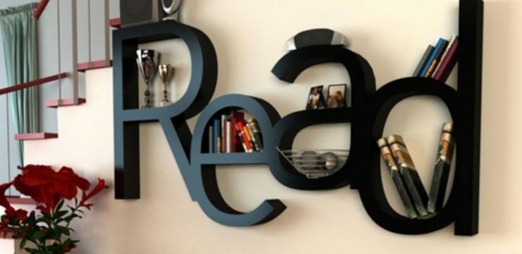 Объемные декоративные буквы для украшения интерьера