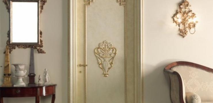 Межкомнатная дверь в стиле «Прованс»