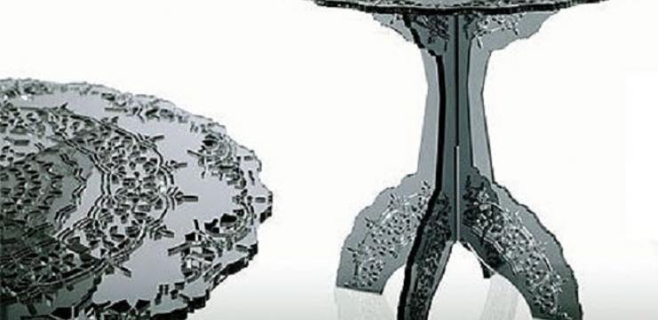 Резные столы – актуально и модно