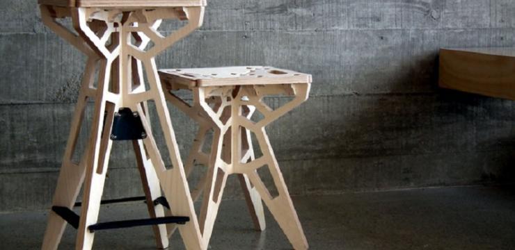 Необычные стулья в интерьере