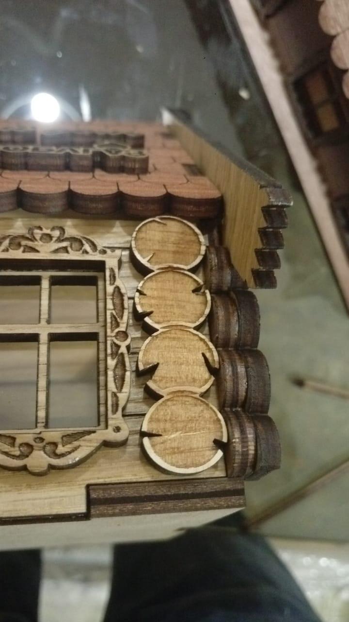Декоративные домики для оформления интерьера