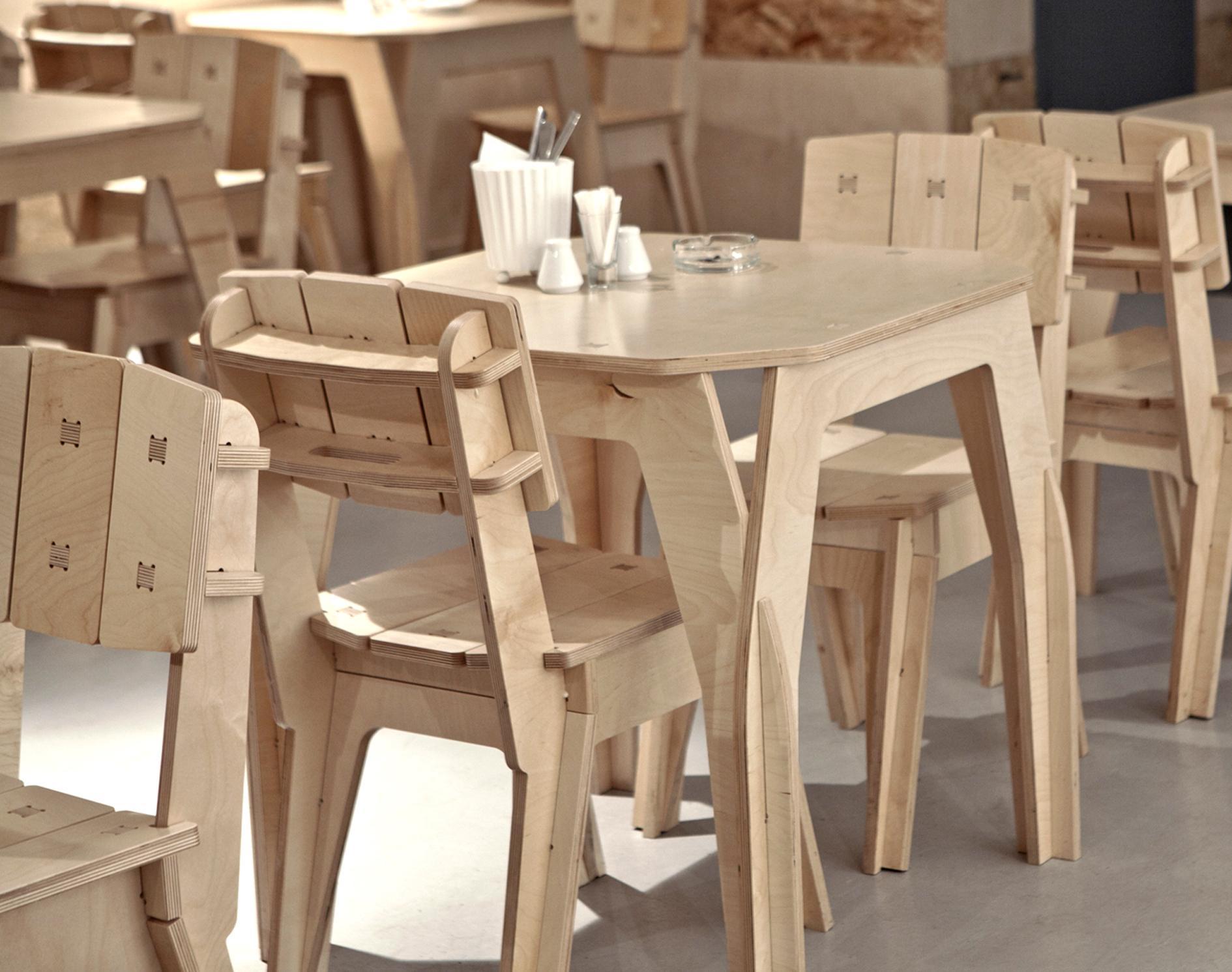 Стол для заведений общественного питания