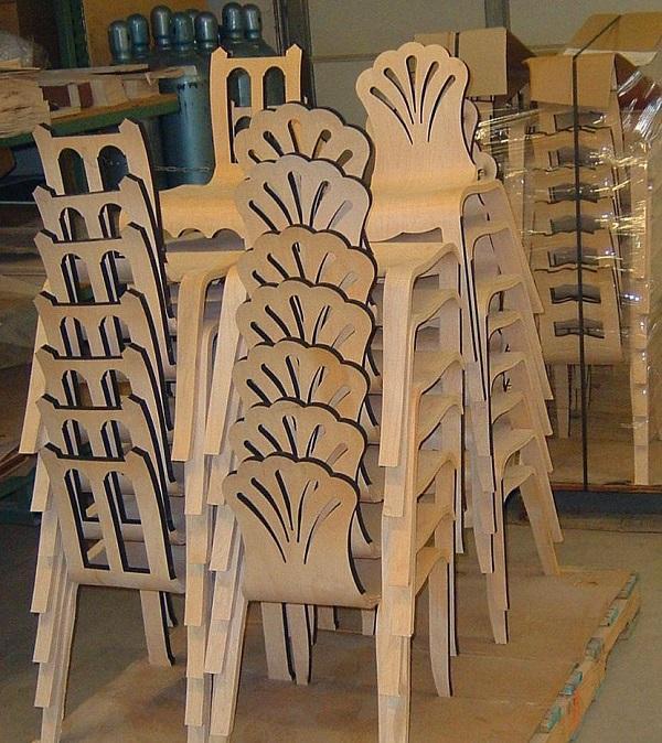 Современные стулья для заведений общественного питания
