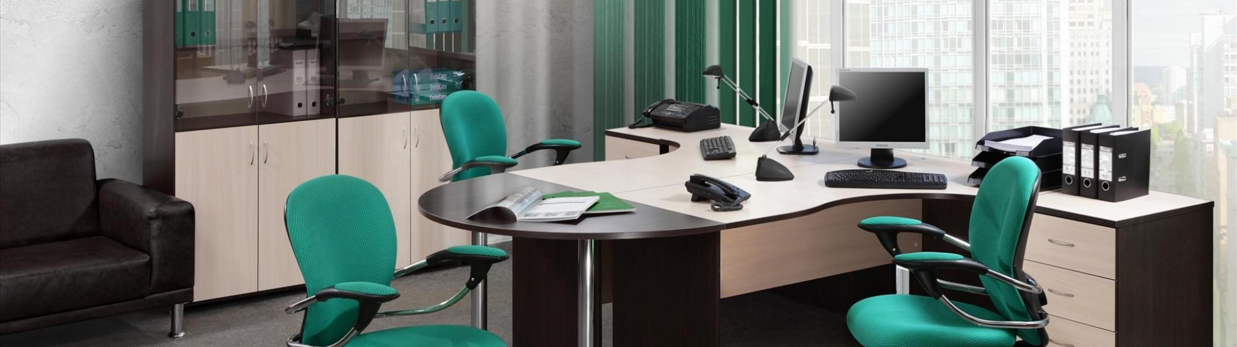 Изготовление мебели для офиса