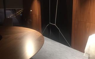 Декор двери офисного шкафа