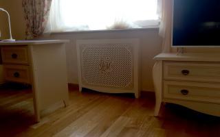 Защитные экраны радиаторов для кабинета