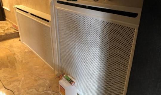 Решетки на отопительные радиаторы в доме