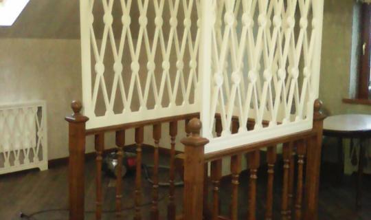 Дизайн лестницы в дом на второй этаж