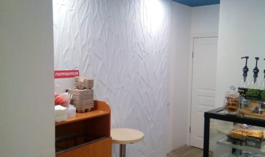 Потолок для оформления интерьера кафе